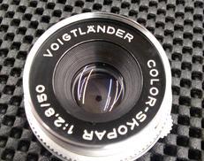 【ジャンク】レンズ|VOIGTLANDER