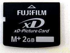 xDピクチャーカード|FUJIFILM