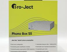 フォノアンプ|PRO-JECT