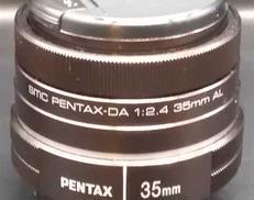 レンズ|PENTAX