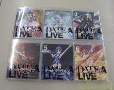 デート・ア・ライブ Blu-ray 通常盤全6巻 角川書店