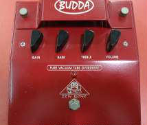 歪み系エフェクター BUDDA