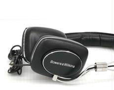 洗練されたデザインの有線ヘッドフォン|BOWERS & WILKINS