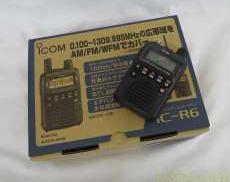 ポケットラジオ ICOM