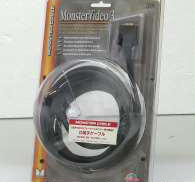 D端子ケーブル MONSTER CABLE
