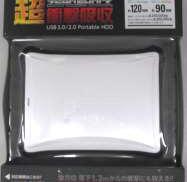 USB/eSATA/IEEE1394 外付けHDD|ELECOM