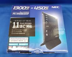 無線LANルータ NEC