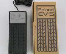 エクスプレッションペダル|ROLAND