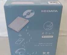 スマホ用CDレコーダー|I O DATA