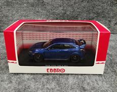 1/43スケールカー EBBRO