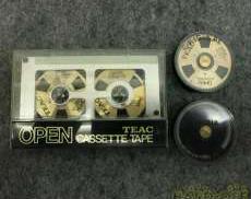 オープンカセット|TEAC