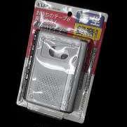 ポータブルカセットレコーダー ELPA