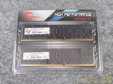 DDR3-1600/PC3-12800|G.SKILL