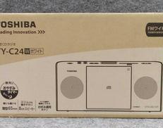CDラジオ TOSHIBA