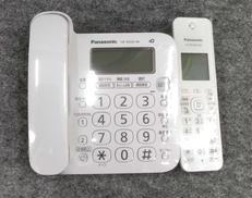 子機1台付きコードレス電話機 VE-GD25BL|PANASONIC