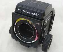 中判カメラ MAMIYA