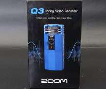動画機能付リニアPCMレコーダー ZOOM