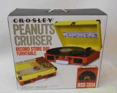 レコードプレーヤー CROSLEY