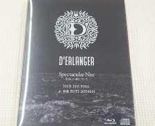 DVD・BD|D'ERLANGER