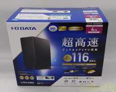 4TB以上|I・O DATA