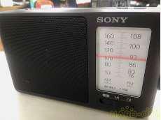 ポケットラジオ SONY