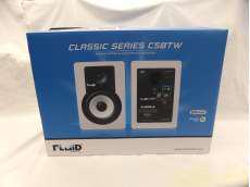 アクティブニアフィールドモニタースピーカー FLUID AUDIO