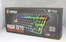 ゲーミングキーボード MSI