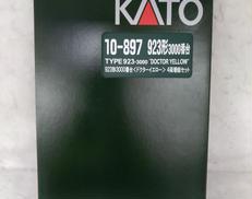 923系3000番台ドクターイエロー4両増設セット KATO