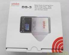 【新古品】デジタル針圧計 DS-3|ORTOFON
