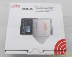 【新古品】ORTOFON DS-3 デジタル針圧計|ORTOFON