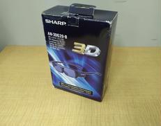 ※SHARP専用 3Dメガネ SHARP