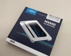 内蔵型SSD|CRUCIAL