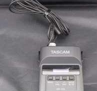 リニアPCMレコーダー TASCAM