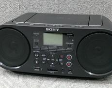 Bluetooth対応CDラジオ SONY