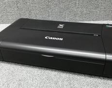 A4インクジェットプリンター CANON
