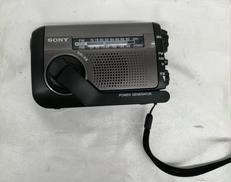 ハンディラジオ SONY