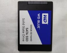 SSD251GB-500GB WESTERN DIGITAL