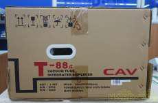 プリメインアンプ(管球式)|CAV