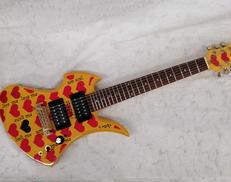 アンプ内蔵ギター|BURNY