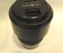 望遠単焦点レンズ|MINOLTA