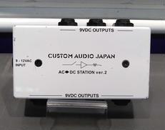 ラインセレクター|C.A.J CUSTOM AUDIO JAPAN