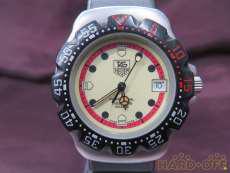 クォーツ・アナログ腕時計|TAG HEUER