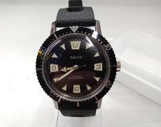 手巻き腕時計 アンティーク ダイバーズ|GALCO