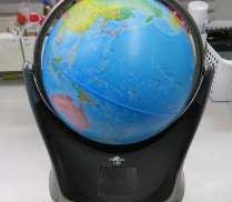 地球儀 DOSHISHA