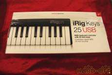 MIDIキーボード IK Multimedia