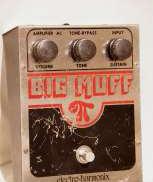 ELECTRO HARMONIX Big Muff Pi|ELECTRO HARMONIX
