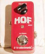 TC ELECTRONIC/HOF MINI TC ELECTRONIC