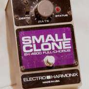 ELECTRO HARMONIX SMALCLONE ELECTRO HARMONIX