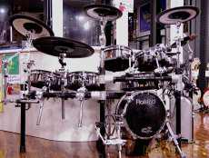 Vドラムセット|ROLAND