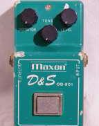 MAXON OD-801 MAXON